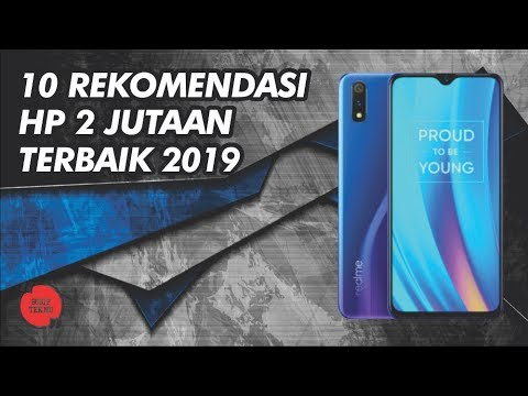 10 HP 2 Jutaan Terbaik 2019 - GOSIP TEKNO INDONESIA