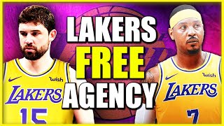 10 Free Agents The Lakers Should Sign This Offseason - 2020 NBA Free Agency