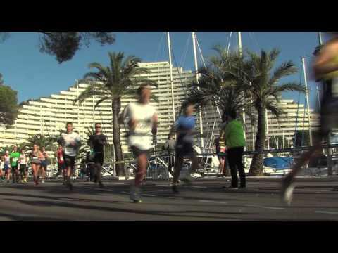 TEASER - Marathon des Alpes-Maritimes Nice-Cannes 2016