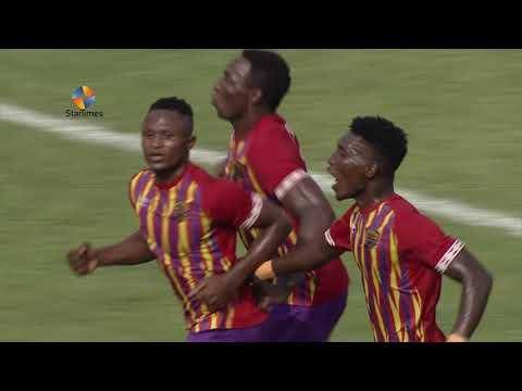 Video Highlights Of Hearts Of Oak 2-1 Win Over Dwarfs