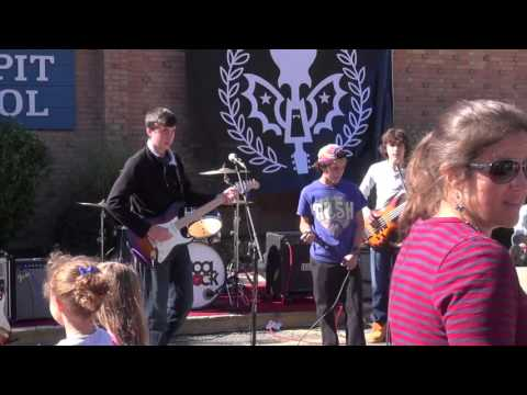 Walk This Way – Aerosmith  - Wolfpit School - 10.10.15
