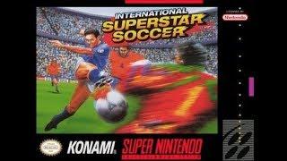 International Superstar Soccer (Super Nintendo)