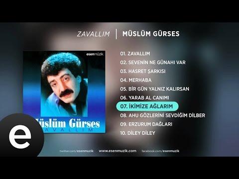 İkimize Ağlarım (Müslüm Gürses) Official Audio #ikimizeağlarım #müslümgürses - Esen Müzik
