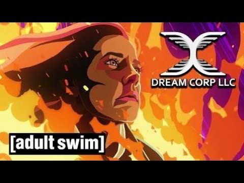 Running to the Centre of the Mind | Dream Corp, LLC | Adult Swim
