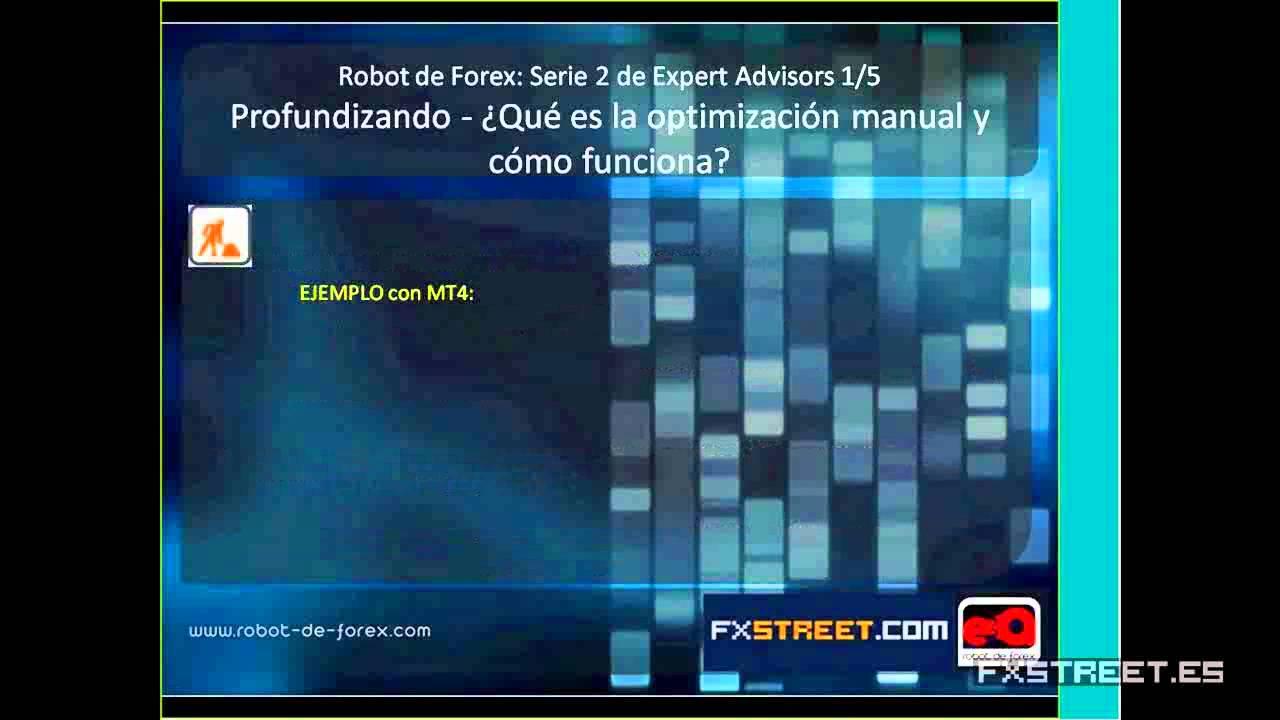 Pablo ortiz robot de forex