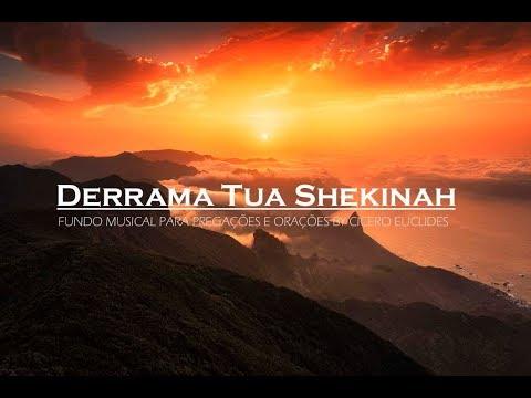Fundo Musical Derrama Tua Shekinah (Fernandinho) Para Pregações e Orações by Cicero Euclides
