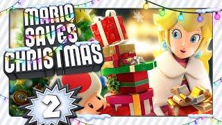 MARIO SAVES CHRISTMAS (2020) 🎁 #2: Failige Rettung des Weihnachtsfestes [ENDE]
