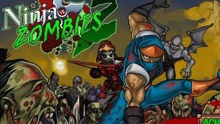 Ninja vs Zombies 2 - Game Show