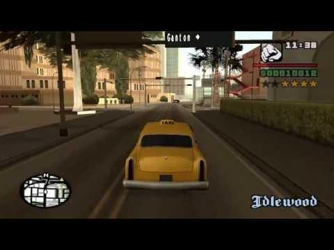 GTA San Andreas - A la recherche de missions DYOM - Episode 4
