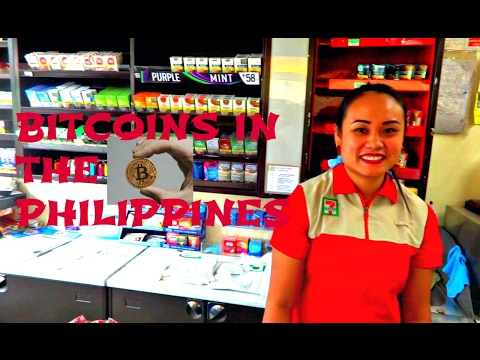 BITCOINS IN THE PHILIPPINES