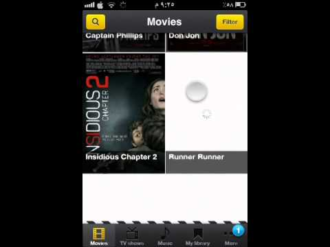 The best app to watch free HD moives iphone iPad iPod jailbreak required