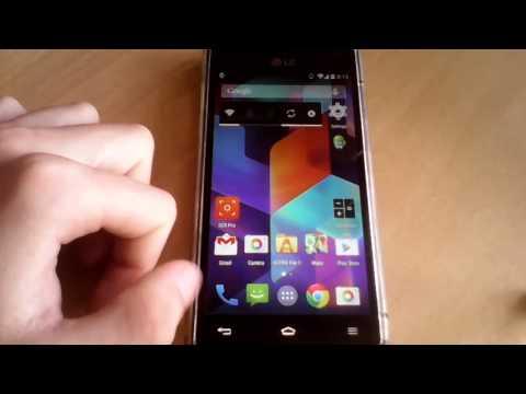 Lg Optimus 4x HD Android 4.4.2 KitKat