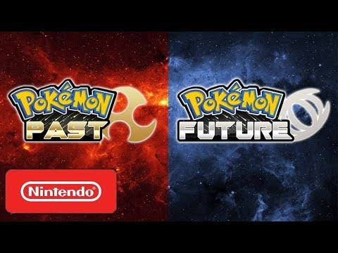 Pokémon Past & Future Are Officially Coming To Nintendo Switch In 2018!