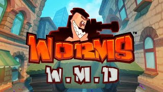 Worms W.M.D Music - China Extended