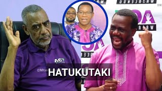 Mazito yaibuka gafla,Membe atimuliwa Act,Chama chaamua muunga mkono Tundu lissu!