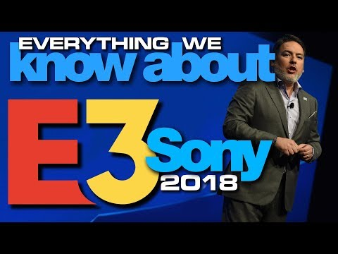 Sony E3 2018 All Trailers & Games on PS4 and PS5? - Colteastwood 4K60