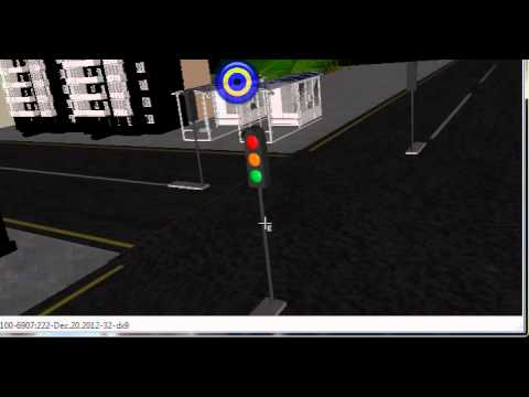 Virtual Reality (VRML assignment)