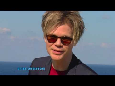 AQUI Y AJAZZ, BRIAN CULBERTSON (Interview) Live At The Dave Koz Cruise, 2013