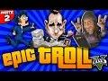 TROLL EL POLI, EL HACKER Y EL CAUDILLO | PARTE 2 | EPIC TROLL STORY | GTA V | TheCorvusClan