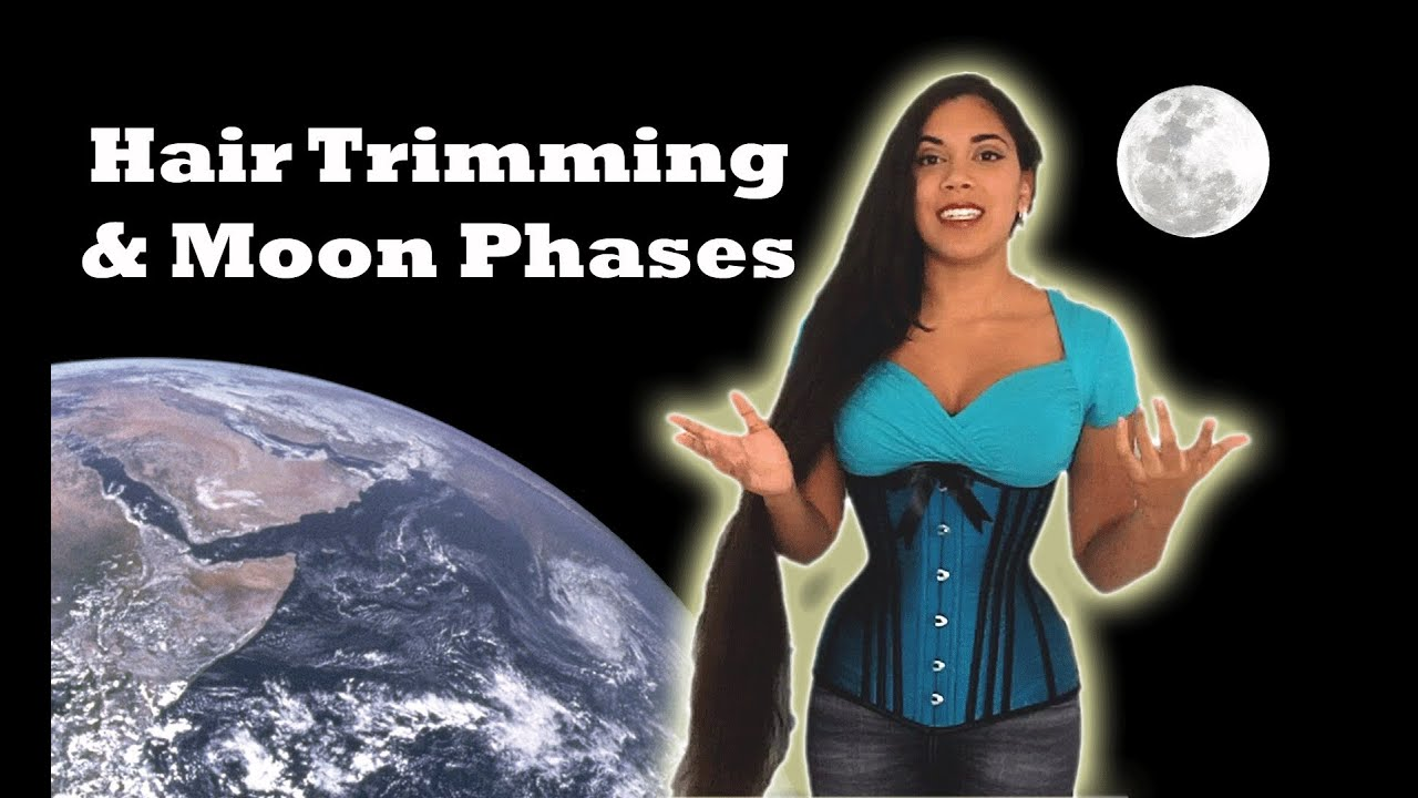 Hair Trims Moon Phases Science Or Folklore Lucys Corsetry