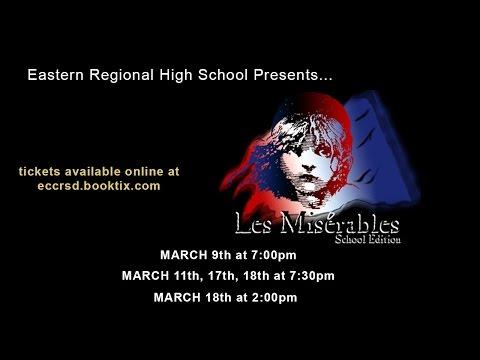 Eastern Regional High School Spring Musical 2017