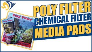 Poly Filter Chemical Filter Media Pads: What YOU Need to Know