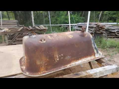Restoring 100 Year Old Clawfoot Tub The Houses Built Tiny Way