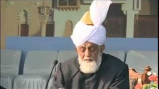 Jalsa Salana Qadian-2011 Day-1 Inagural Address by Maulana Hakeem Mohammad Deen Sahib
