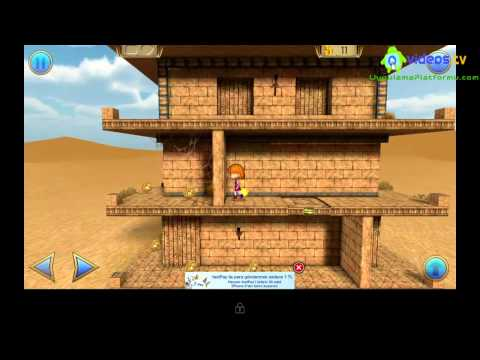 Android Nia: Jewel Hunter HD GamePlay