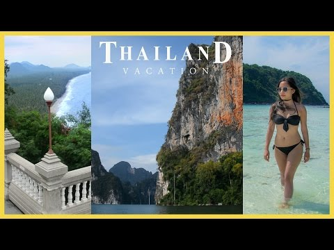 DREAM THAILAND VACATION - Secluded Beaches and Wildlife Heaven