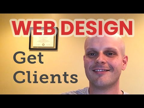 7 Ways to Land Your First Web Design Clients