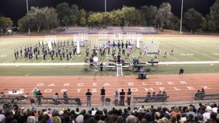 STHS Marching Band Gilroy Garlic Classic 2014