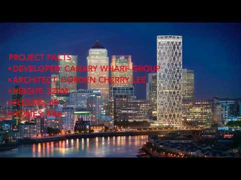 New Skyscraper & Project In London June 2018