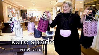 new handbags are here: bucket, shoulder & belt bags for summer | talking shop | kate spade new york
