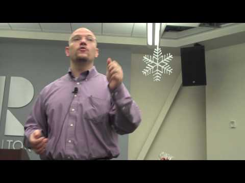 """CRS Mark Appelbaum """"Networking"""" 3"""