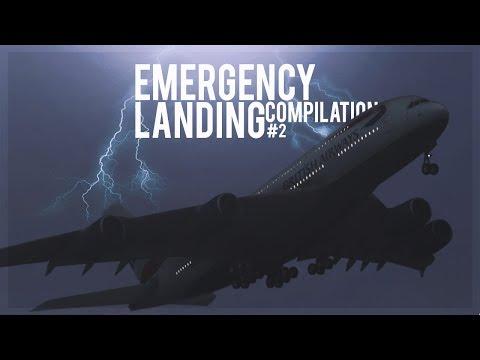 GTA 5 - Emergency Landing Compilation #2 (Engine Failures, Go-Arounds)