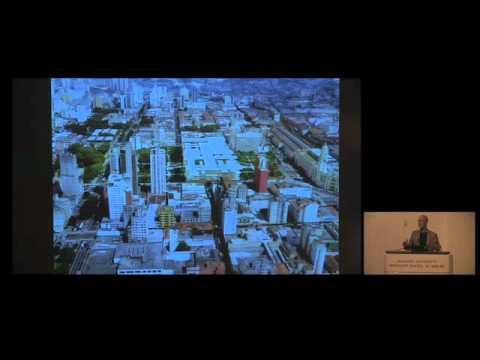 Herzog & de Meuron, Lecture by Jacques Herzog