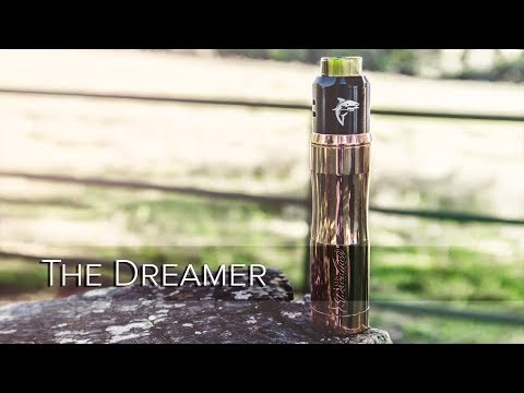 Every great dream begins with a Dreamer ~ The Dreamer from Timesvape