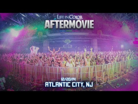 Life In Color - UNLEASH - Atlantic City, NJ - 12/20/14 - Official Aftermovie Feat. - DJ SNAKE