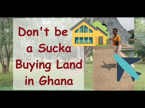 My Experience Finding Land in Ghana