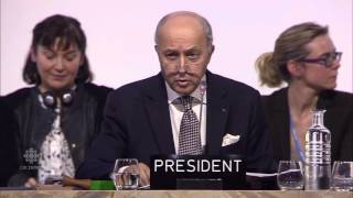 COP21 Climate Conference in Paris is a Success