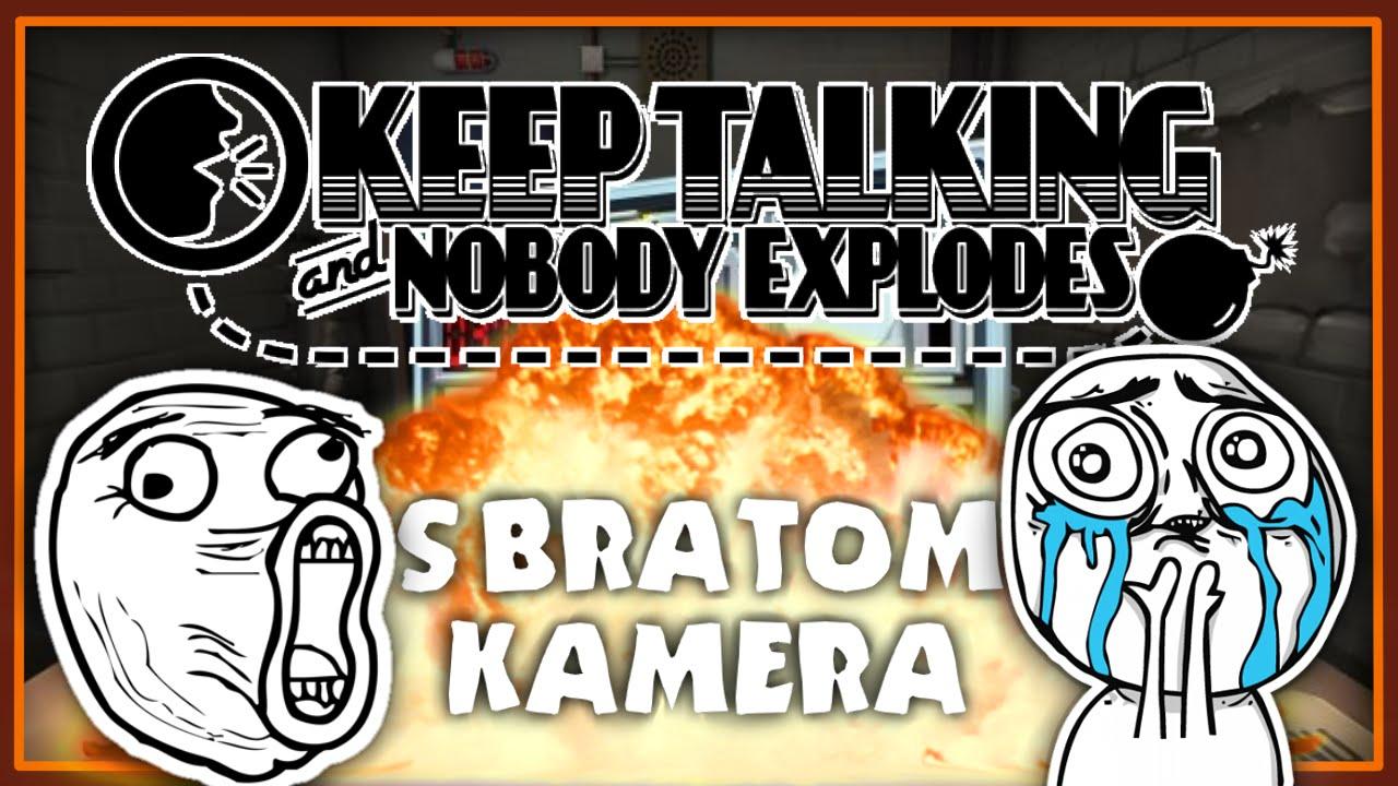 keep talking and nobody explodes manual cz