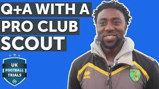 PRO CLUB FOOTBALL SCOUT Q+A! 😱