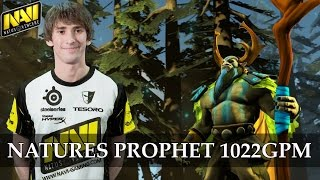 Na vi dendi nature s prophet gameplay 1022gpm with funn1k bh