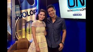 Miranda Cosgrove rivela la sua celebrity crush! / ON WITH MARIO LOPEZ