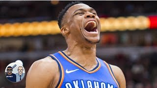 Does Russell Westbrook's aggressive style contribute to altercations? | Jalen & Jacoby