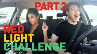 Shay Does Red Light CHALLENGE! Part 2 | Shay Mitchell