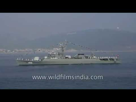 United States of America's naval band and contingent parade in India from YouTube · Duration:  1 minutes 24 seconds