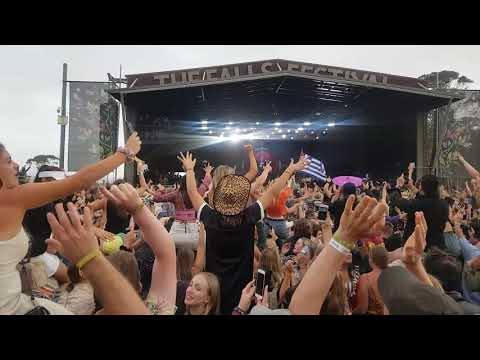 Falls Festival 2018 - Marion Bay band snippets.