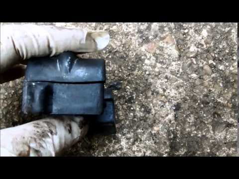 Astra Mk4- Anti Roll Bar Bushes Renewal